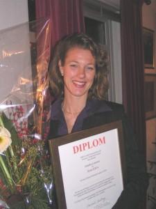 Annika Andebark Årets idea 2004