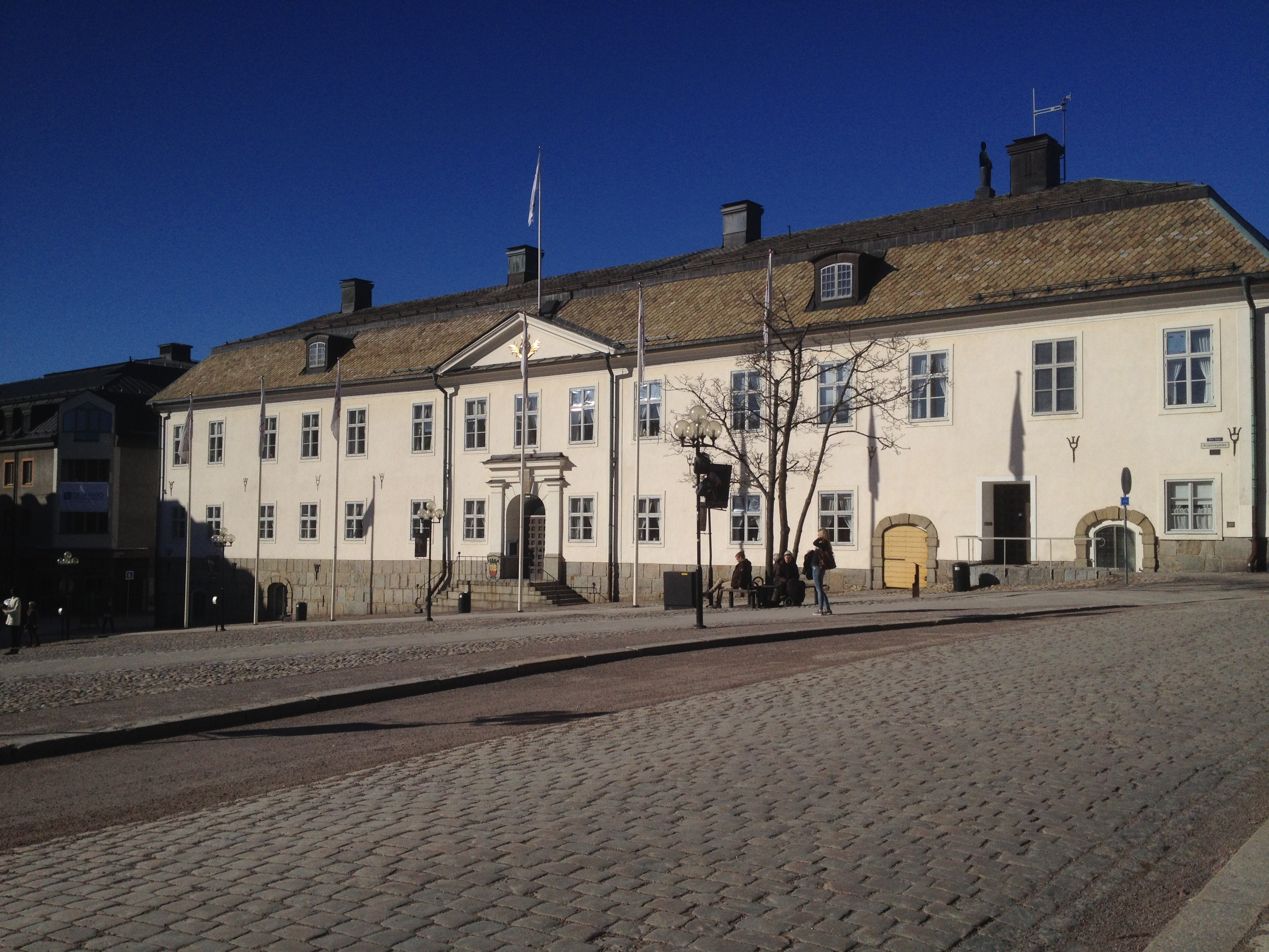 Rådhuset i Falu