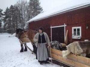Älvdalen, mars 2015
