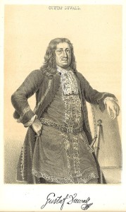 Gustaf Duwall, landshövding i Kopparbergs län. Bild från Wikipedia.
