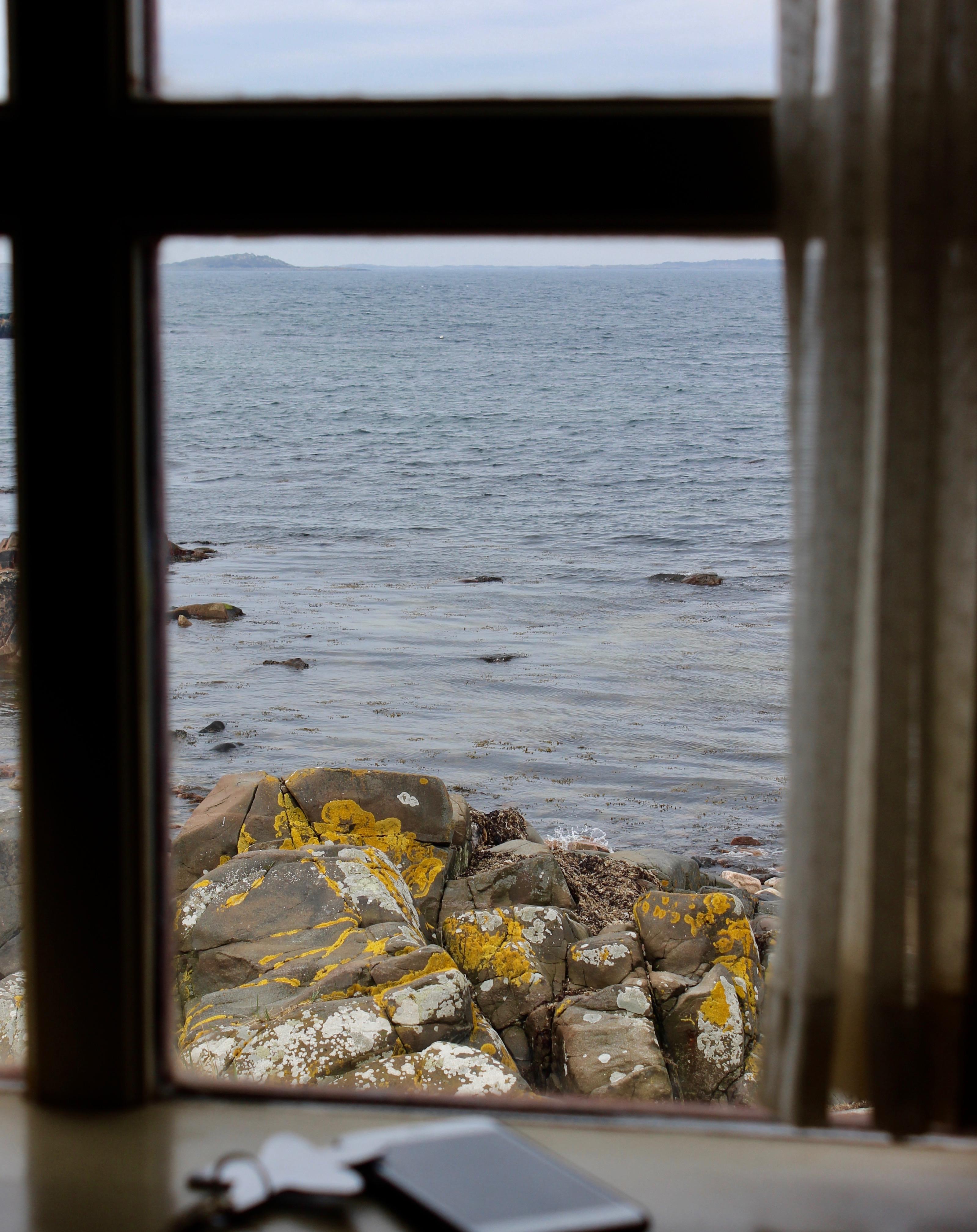 Torekov fönster badhus