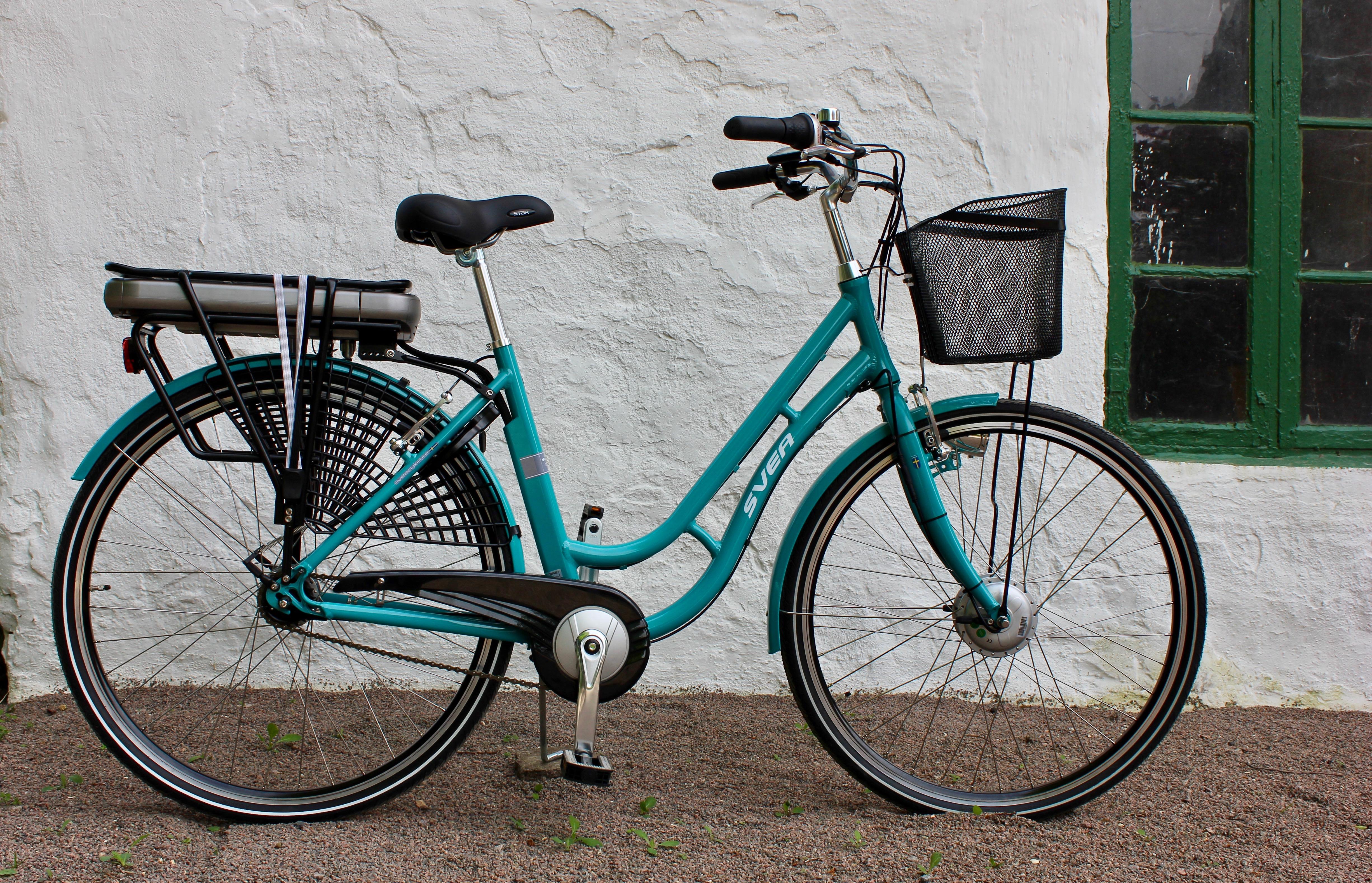 elcyklar el-cykel el-cyklar Jönssons cykelaffär Billesholm