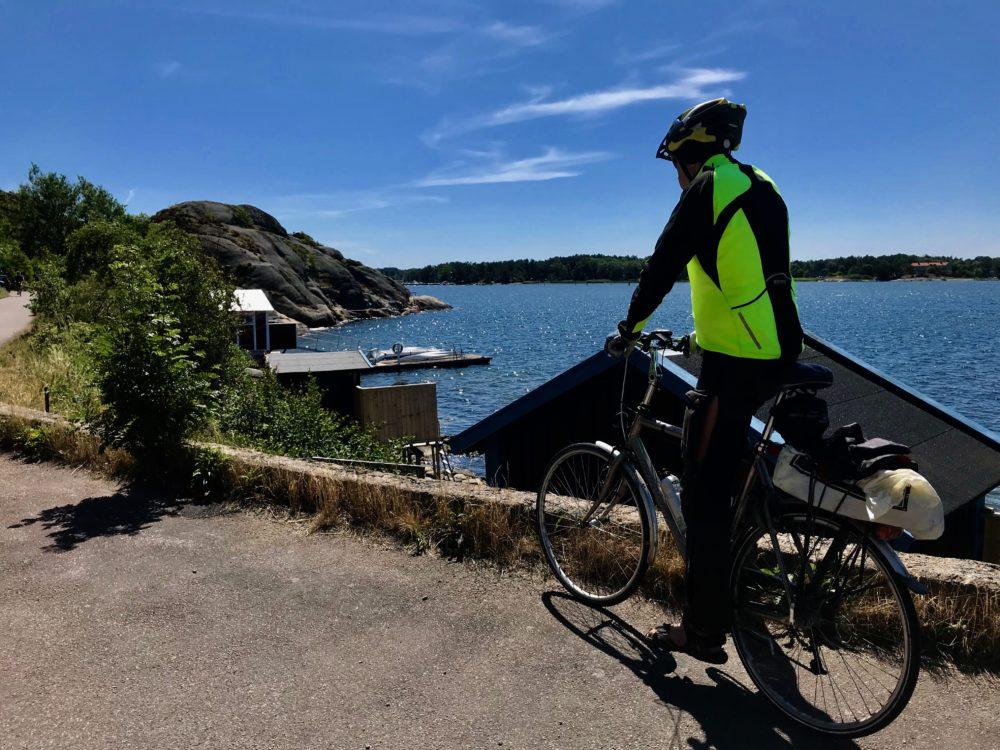 Hav cykel kattegattleden sven cykelhandlaren