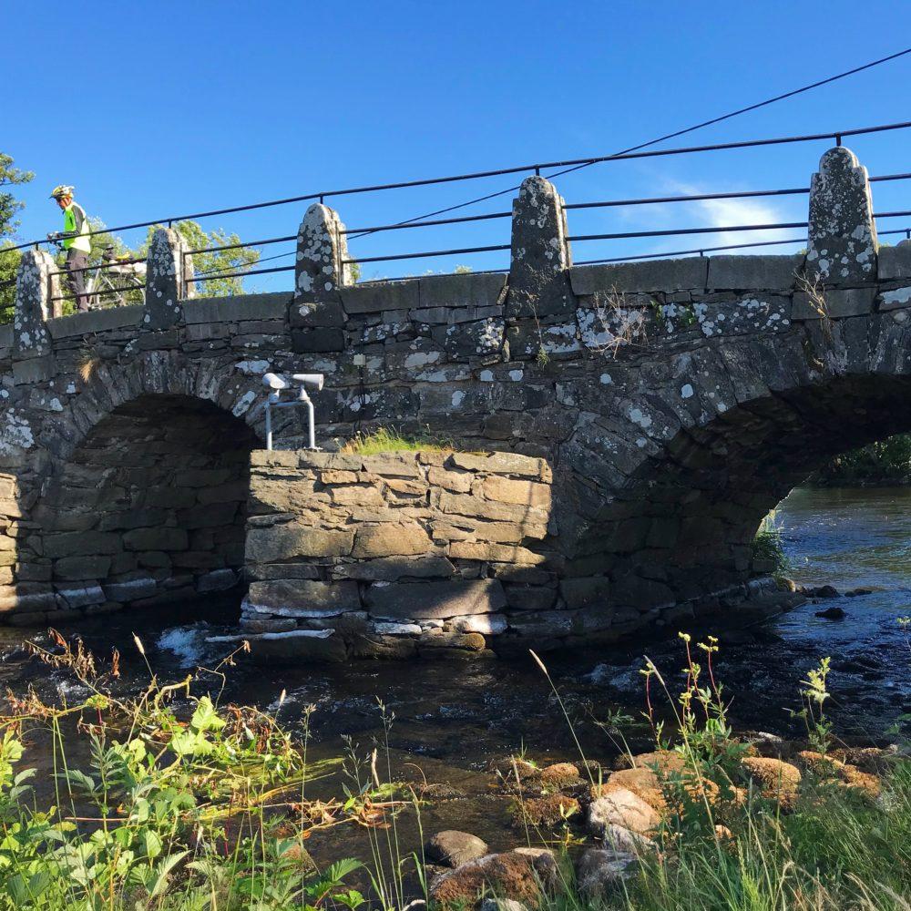 Rolfs bron vacker bro kattegattleden sven cykel