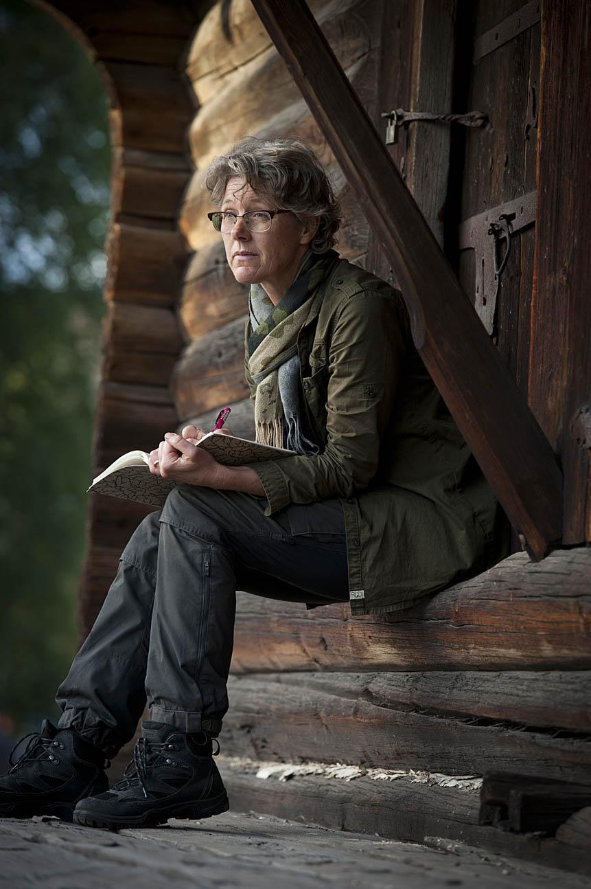 Författare Annika Andebark Älvdalen