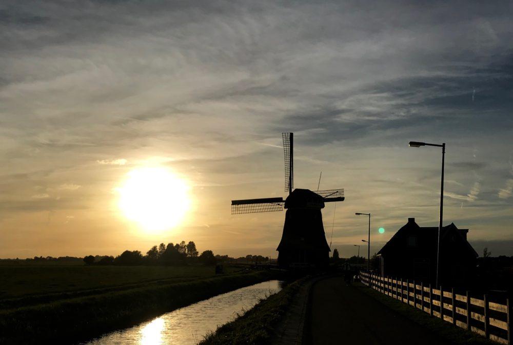 Holland Nederländerna mölla