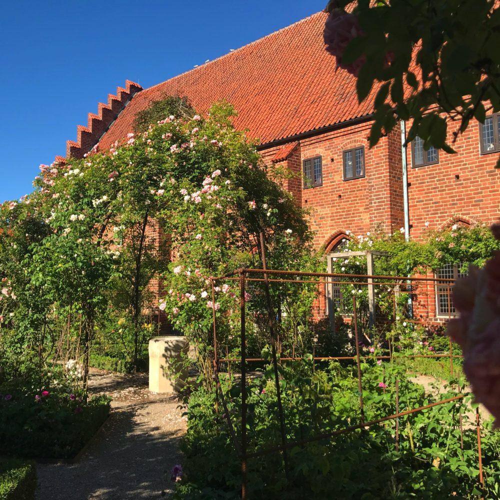 Ystad Rosor Rosariet klostret i Ystad