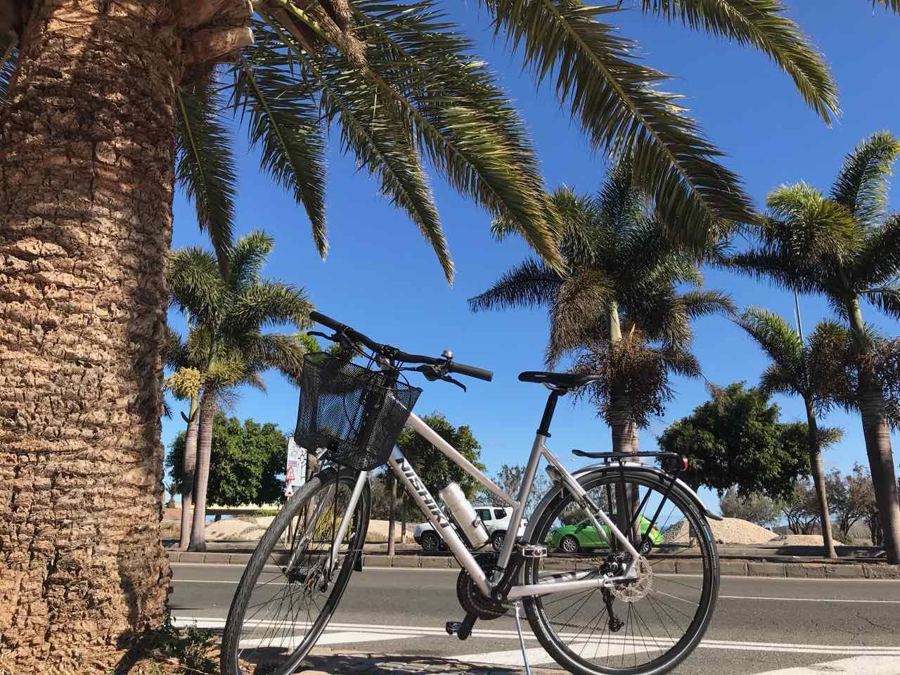 Cykling på Gran Canaria