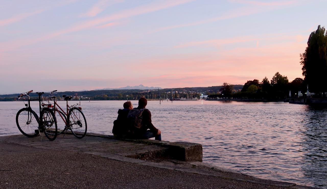Bodensjön Bodensee
